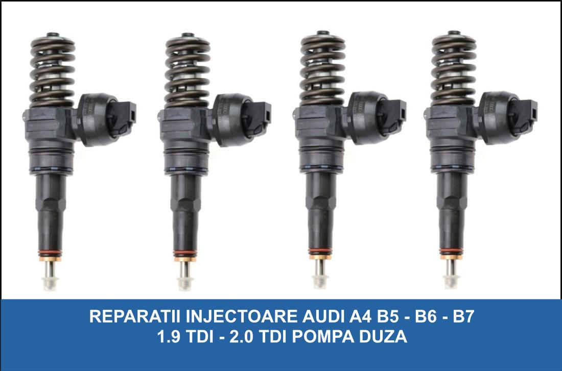Injectoare Audi A4 B6 / Injector Audi A4 B6 Pompa Duze